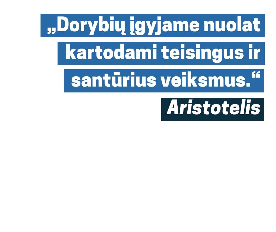 Aristotelis quote